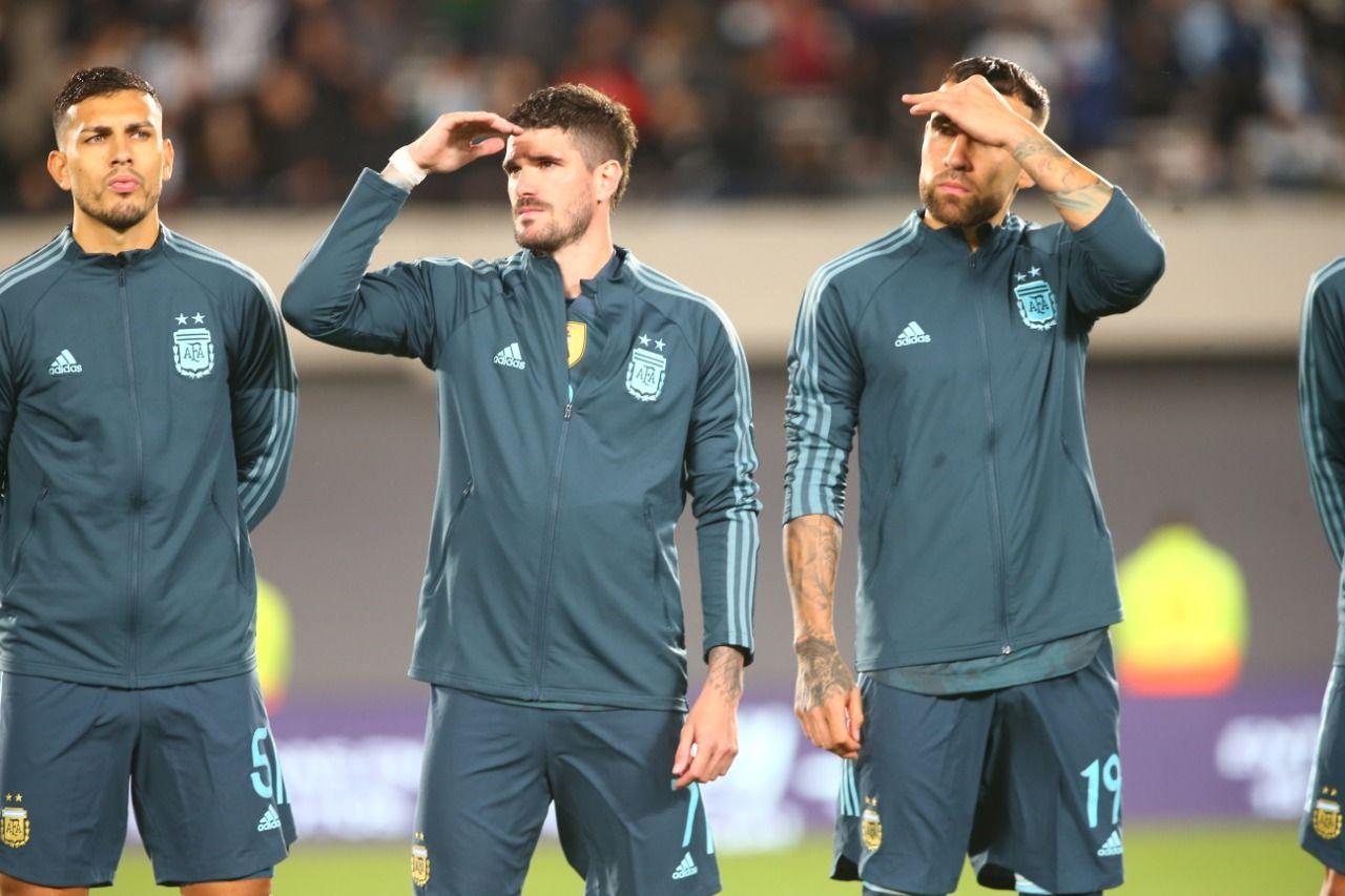 La mirada puesta en el Mundial de Qatar. Argentina ganó un partido clave y está cada vez más cerca.