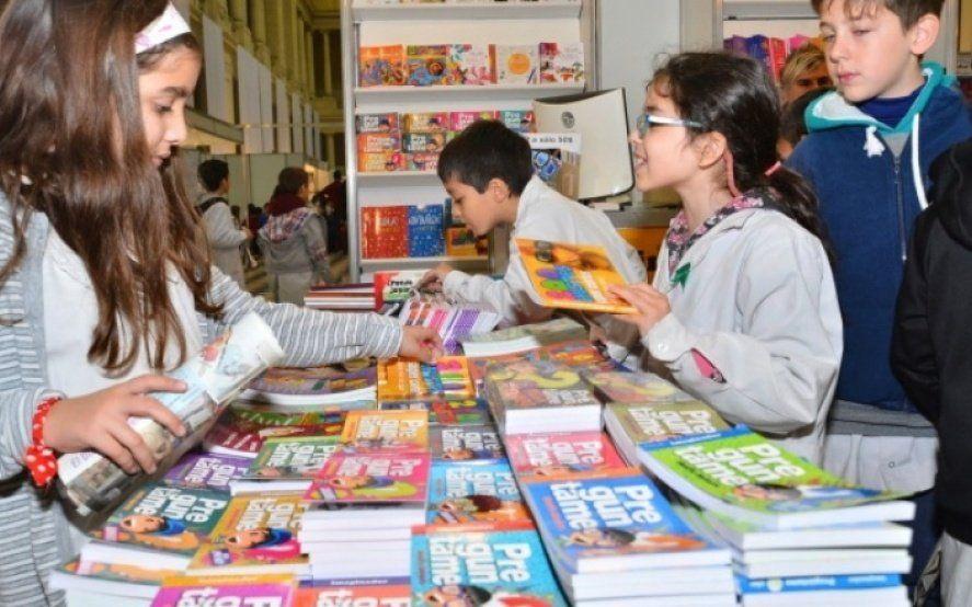 Con sede en el Pasaje Dardo Rocha comenzó la Feria del Libro Infantil y Juvenil