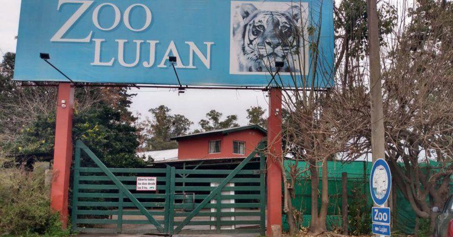 La Justicia ordenó el allanamiento tras las denuncias en el Zoológico de Luján.