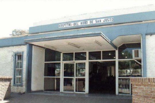 El chico de 13 años baleado fue intervenido en el Hospital de San Justo