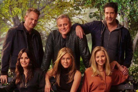 Mucha expectativa y mucho botox en el especial de Friends, anunciado para el 27 de mayo