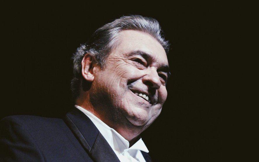 Murió Alberto Cortez a los 79 años: estaba internado en Madrid y había suspendido sus shows