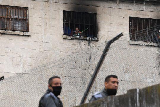 La Iglesia y organismos de DDHH repudiaron la represión en las cárceles (Foto Infobae)