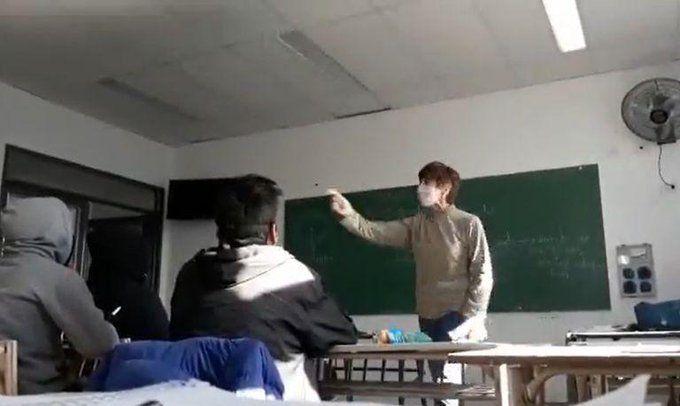 Docente de La Matanza maltrata a un estudiante