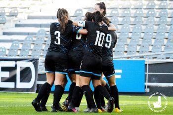 Villa San Carlos volvió a ganar en el fútbol femenino de AFA.