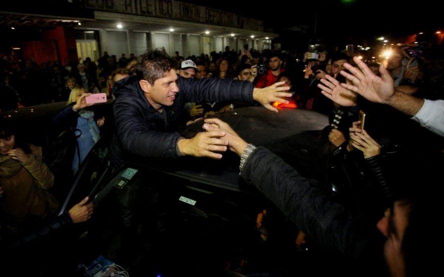 Ex funcionario de Vidal prepara una presentación para objetar la candidatura de Kicillof