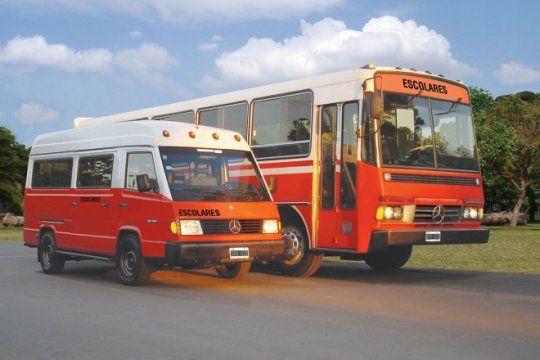 por el aumento del combustible mas de 400 alumnos se quedaron sin transporte escolar y no van a clases