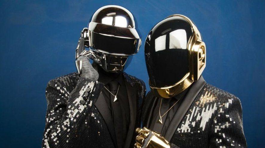 Daft Punk anunció su separación después de casi 30 años